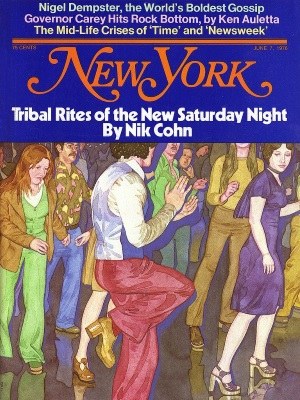Nik Cohn - Tribal Rights Of The New Saturday Night (theguardian.com)
