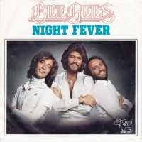 Bee Gees - Night Fever (single) (45cat.com)