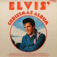 Elvis Presley - Elvis' Christmas Album - reissue (elvisandhismusic.com)