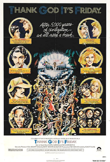Thank God It's Friday - Movie poster (wikipedia.org)