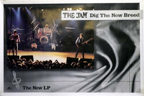 The Jam - Dig The New Breed - Reclame (rockpopmem.com)