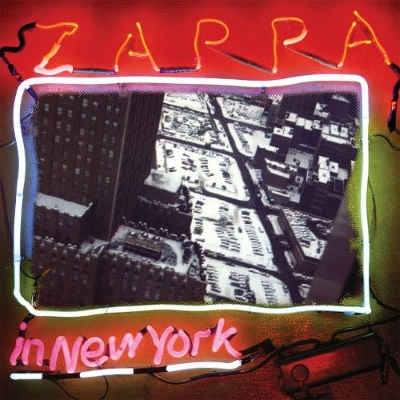 Frank Zappa - Zappa In New York (allmusic.com)