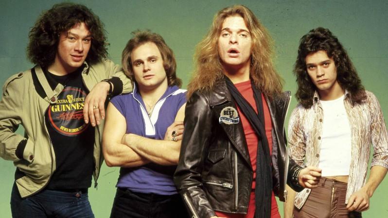 Van Halen mei 1978 (teamrock.com)