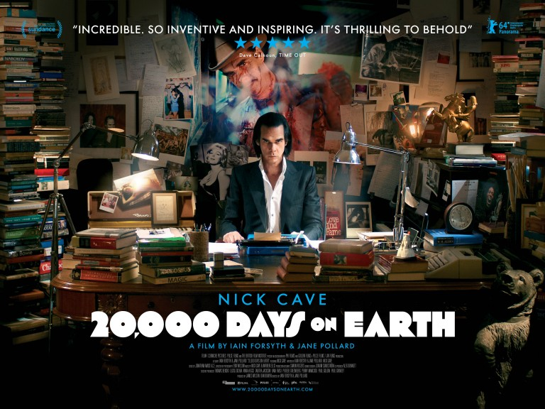 Nick Cave - 20,000 Days On Earth (nickcave.com)