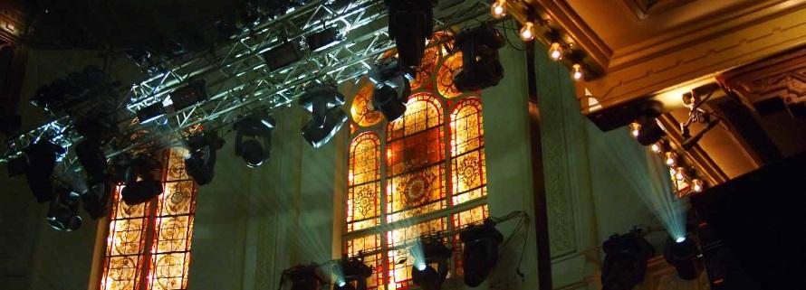 Paradiso Lead glass windows (dfdsseaways.co.uk)