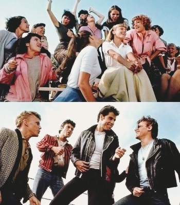 Grease - Summer Nights (pinterest.com)