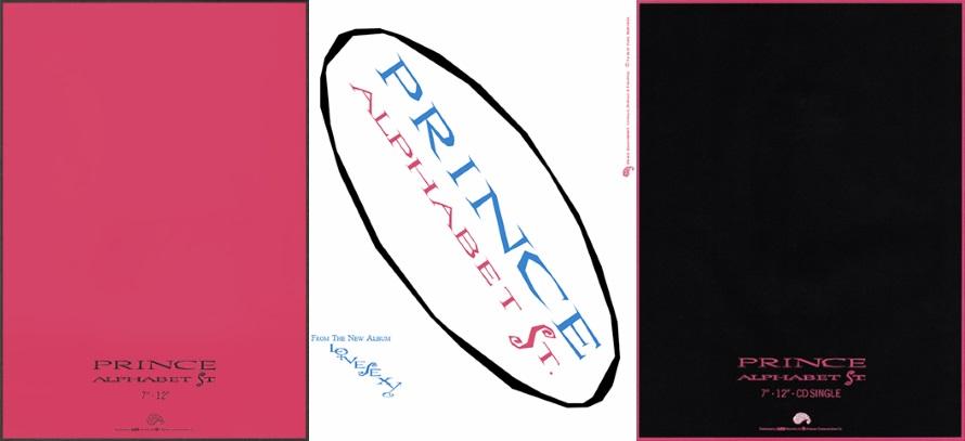 Prince - Alphabet St. reclame (princevault.com/apoplife.nl)