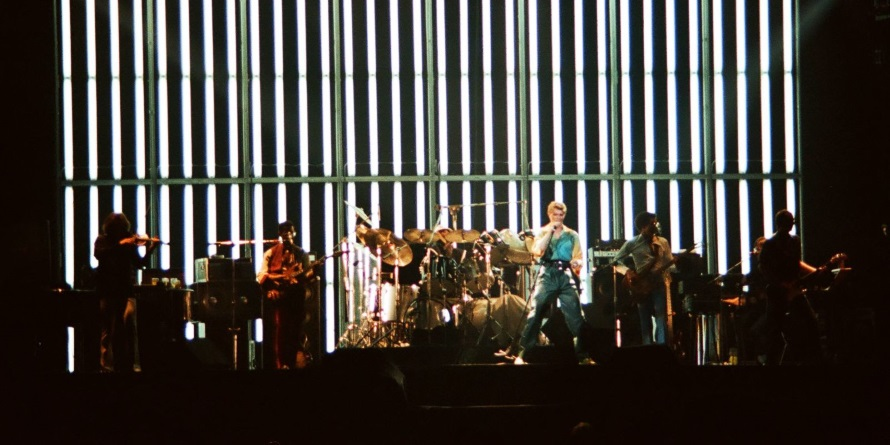 David Bowie - Live Earls Court 1978 (digitalspy.com)