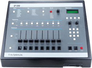 E-mu Systems SP-1200 sampler (musictech.net)