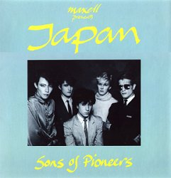 Japan - Sons Of Pioneers - Tour program (nightporter.co.uk)