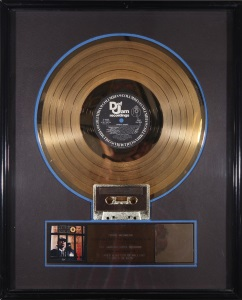 Public Enemy - It Takes A Nation Of Millions To Hold Us Back - Gold record (howieweinbergmastering.com)