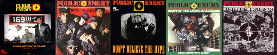 Public Enemy - It Takes A Nation Of Millions To Hold Us Back - Singles (45cat.com/apoplife.nl)