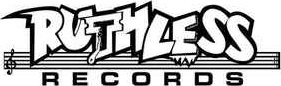 Ruthless Records logo (discogs.com)