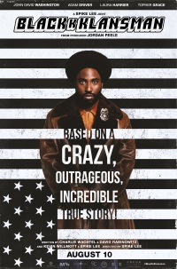 BlacKKKlansman - Movie (imdb.com)