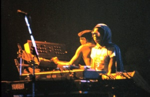 Funkadelic - Walter 'Junie' Morrison & Bernie Worrell - Jaap Eden Hal Amsterdam 08-12-1978 (funkblog.nl)