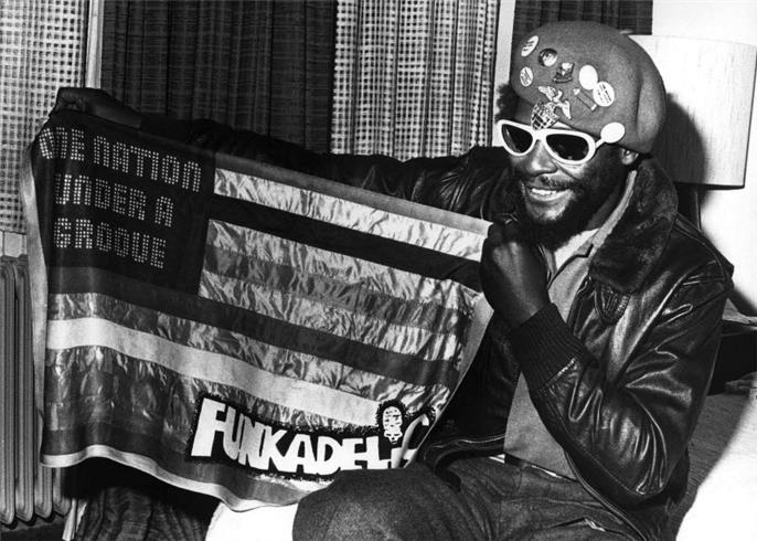 George Clinton - Amsterdam 78 (Barry Schultz)