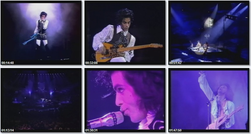 Prince - Lovesexy Live - Video stills (pinterest.com)
