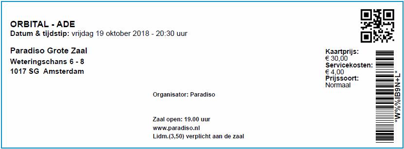 Orbital, 19-10-2018 (apoplife.nl)