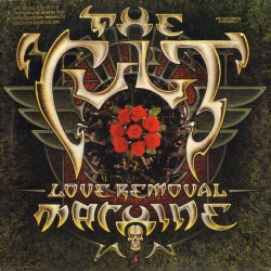 The Cult - Love Removal Machine (promo single) (discogs.com)