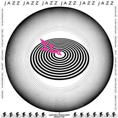 Queen - Jazz - Achterkant hoes (explodedqueen.wordpress.com)