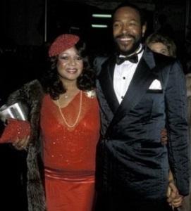 Marvin Gaye & Anna Gordy (pinterest.com)