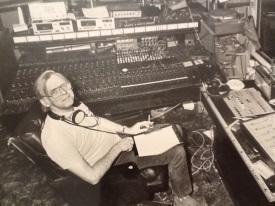 Derek Thompkins in Beck Studios (petermurphy.info)