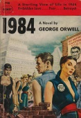 George Orwell - 1984 (richardspulps.wordpress.com)