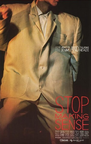 Talking Heads - Stop Making Sense - Movie poster (thecolonial.org)