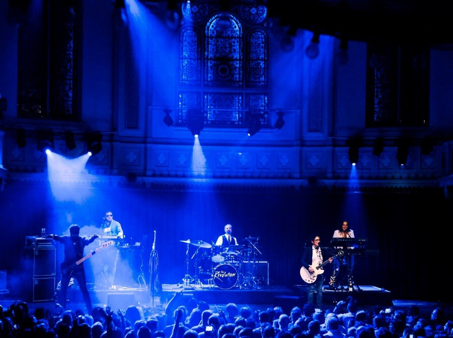 The Revolution in Paradiso, 10-02-2019 (paradiso.nl)