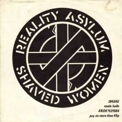 Crass - Reality Asylum - single (youtube.com)