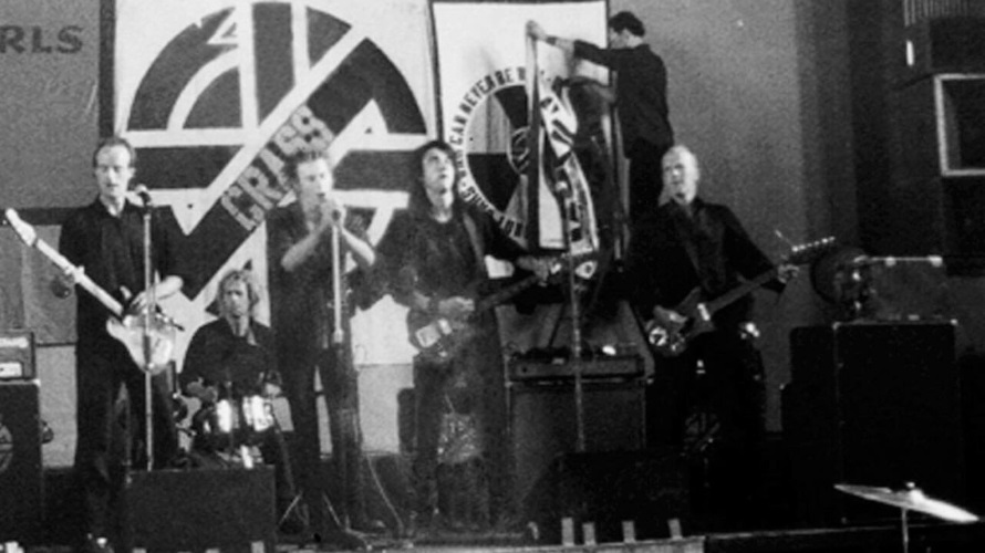 Crass - Soundcheck (todestrieb.co.uk)