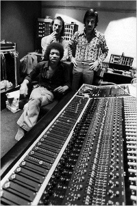 Jimi Hendrix at unfinished Electric Lady Studios (nytimes.com)