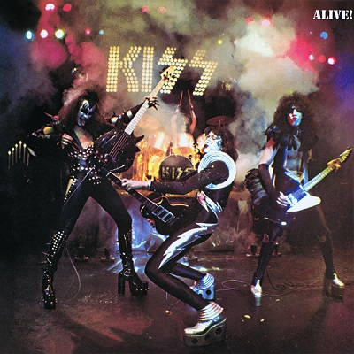 Kiss - Alive! (discogs.com)