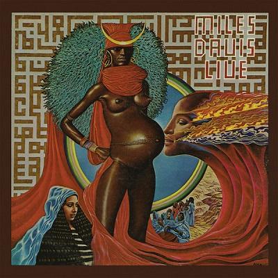 Miles Davis - Live Evil (discogs.com)