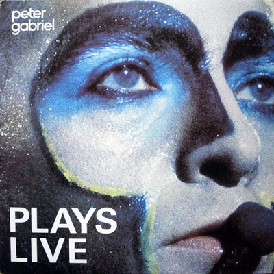 Peter Gabriel - Plays Live (discogs.com)