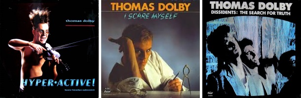 Thomas Dolby - The Flat Earth - Singles (dutchcharts.nl)
