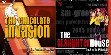 Prince - The Chocolate Invasion & The Slaughterhouse - Originele album hoezen (apoplife.nl)