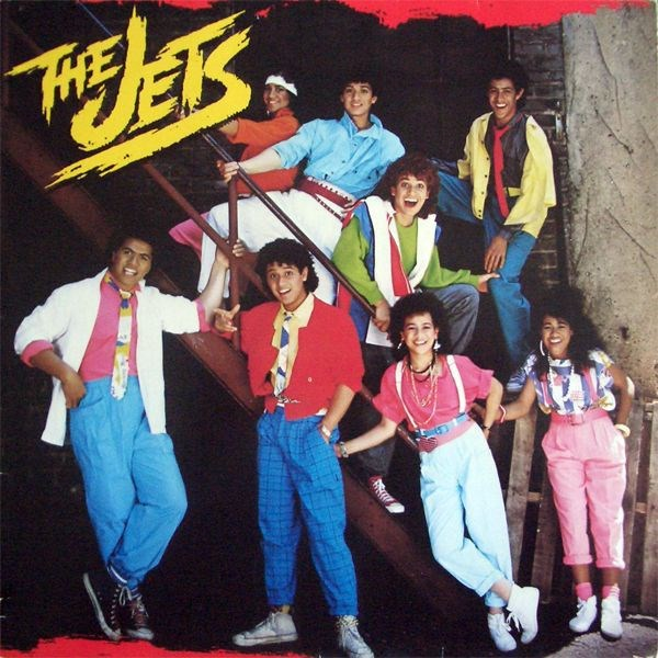 The Jets debut album (discogs.com)