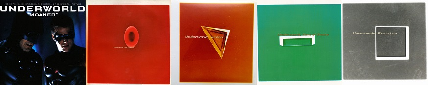 Underworld - Beaucoup Fish - Singles (discogs.com)