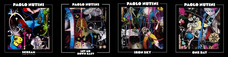 Paolo Nutini - Caustic Love - Singles (wikipedia.org/apoplife.nl)