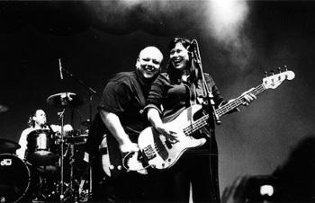 Pixies reünie (livebootlegconcert.blogspot.com)