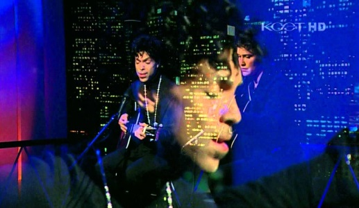Prince met Wendy Melvoin - Reflection (Tavis Smiley Show) (pinterest.com)