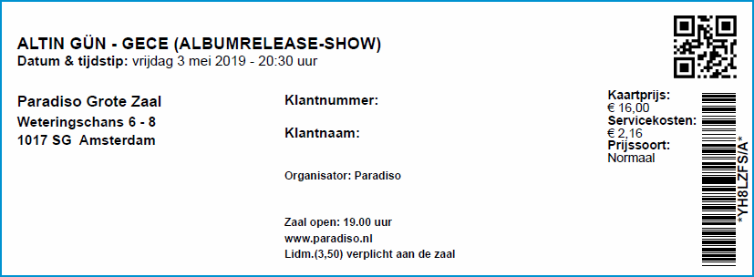 Altin Gun 03-05-2019 (apoplife.nl)