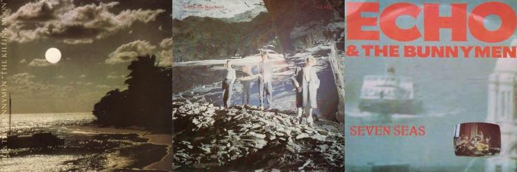Echo & The Bunnymen - Ocean Rain Singles (The Killing Moon, Silver, Seven Seas) (discogs.com)