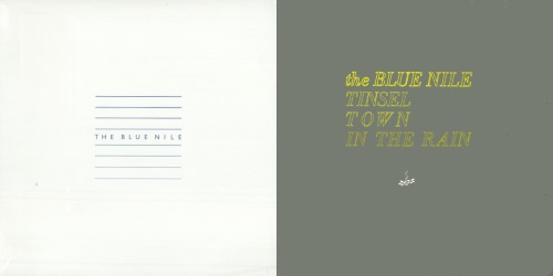 The Blue Nile - A Walk Across The Rooftops - Singles (discogs.com)