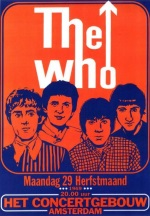 The Who - Concertgebouw 1969 (pinterest.jp)