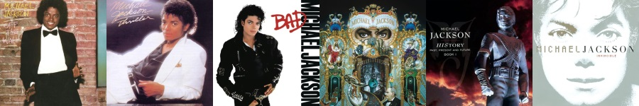 Michael Jackson - Albums (bol.com/apoplife.nl)