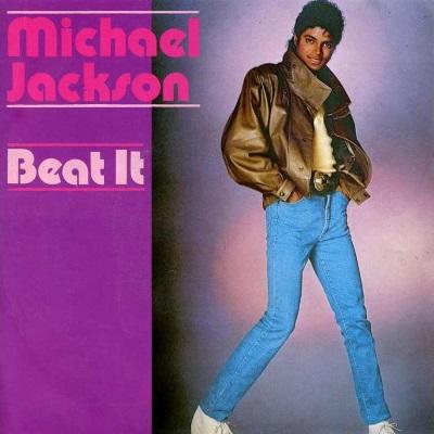 Michael Jackson - Beat It (discogs.com)