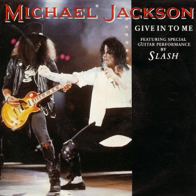Michael Jackson - Give In To Me (discogs.com)