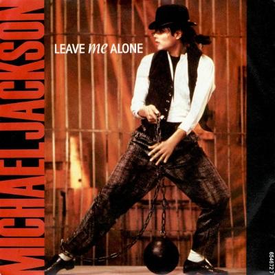 Michael Jackson - Leave Me Alone (discogs.com)